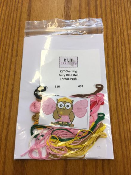 Fairy Ollie Owl Kit